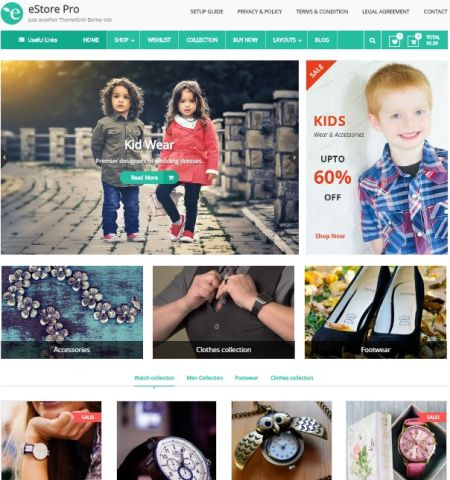 estore best woocommerce themes