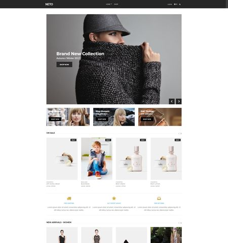 neto woocommerce templates wordpress