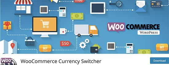 currency switcher trocar moedas ecommerce
